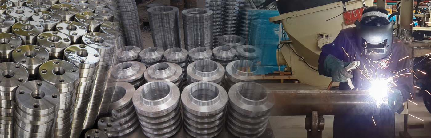 MS Flanges Exporters